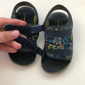 Stride Rite Shoes - Stride Rite Boys Sandals Everett Turtles